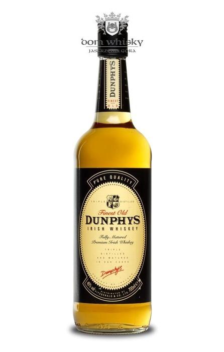Dunphys Irish Whiskey / 40% / 0,7l