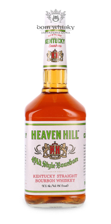 Heaven Hill Charcoal Filtered / 40% / 1,0l